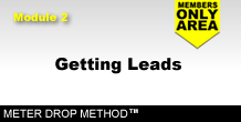 Module 2: Getting Leads