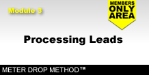 Module 3: Processing Leads