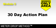 Module 5: 30 Day Action Plan